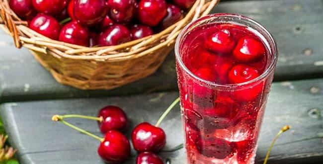 Как сделать вкусный компот из вишни на зиму: простой рецепт