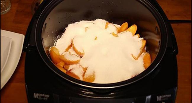 Как приготовить абрикосовое варенье в мультиварке