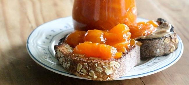 Как хранить и с чем кушать абрикосовое варенье