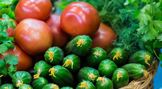Какие ингридиенты нужны для консервации огурцов в томате