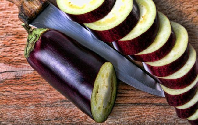 Соте из баклажан без лука: ингредиенты