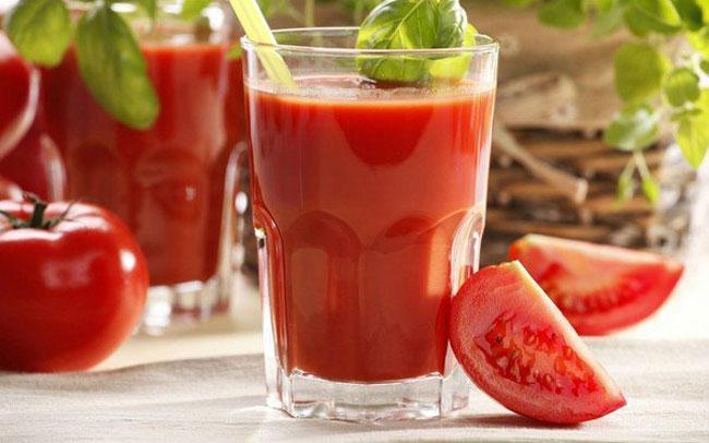 Быстрый томатный сок
