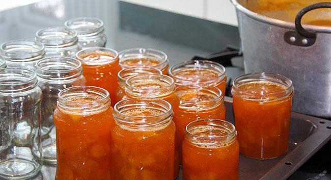Пошаговый рецепт приготовления абрикосовой «пятиминутки»