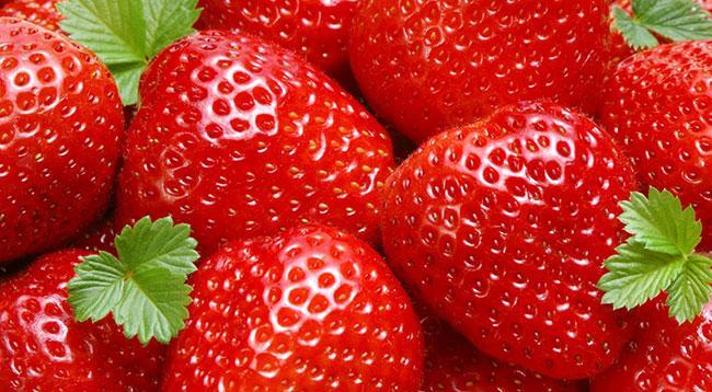 Подготовка ягод Виктории к заморозке