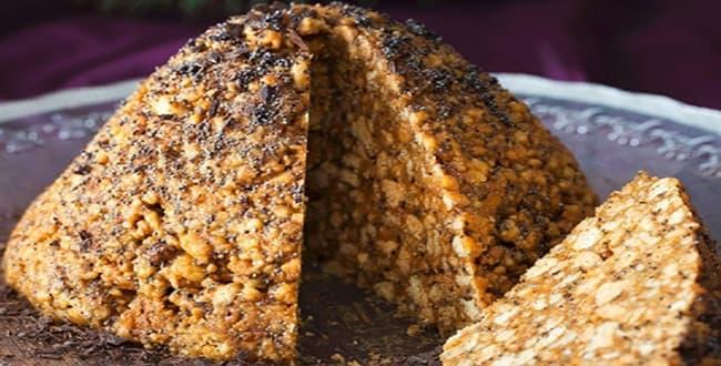 Торт Муравейник 🥝 домашний ленивый, как приготовить пирожное Муравьиная горка за 10 минут