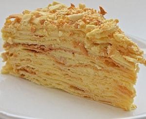 Торт Наполеон рецепт 🥝 по госту пошаговый, как испечь в духовке