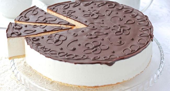 Торт Птичье Молоко
