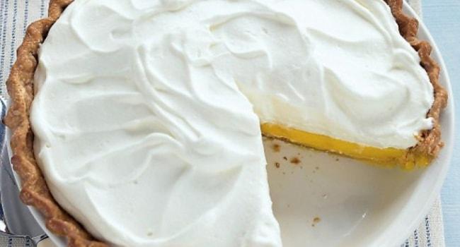 Густой крем из сметаны для торта