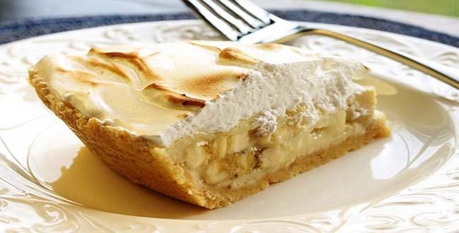 Пошаговый рецепт Бананового торта с фото
