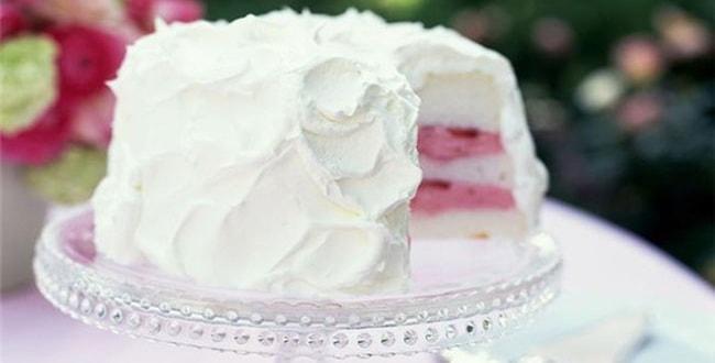 Пошаговый рецепт Белкового крема для торта с фото