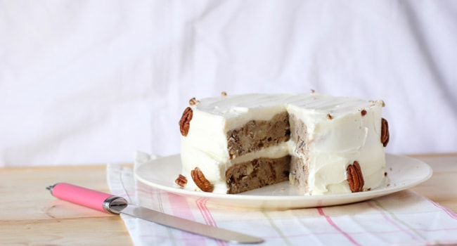 Торт Колибри со сливочным кремом