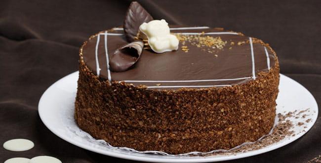 Пошаговый рецепт торта Мишка на севере с фото