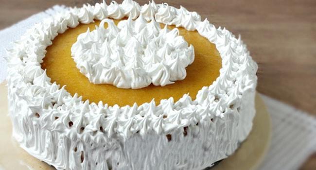 Как приготовить Белковый крем для украшения торта