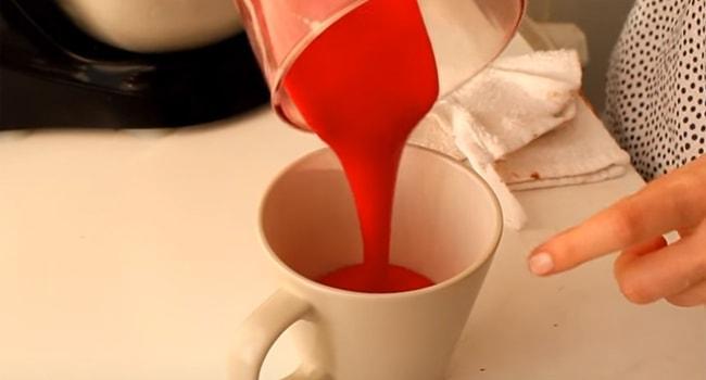 Цветная глазурь для Муссового торта
