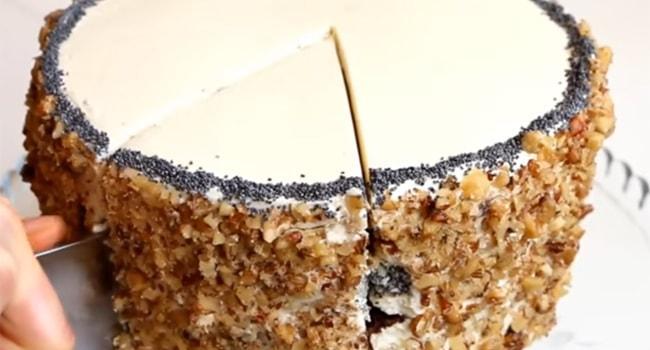 Так выглядит Королевский торт