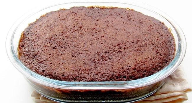 Как приготовить торт Минутка в микроволновке рецепт