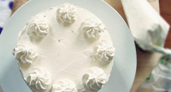 как приготовить творожный крем для торта