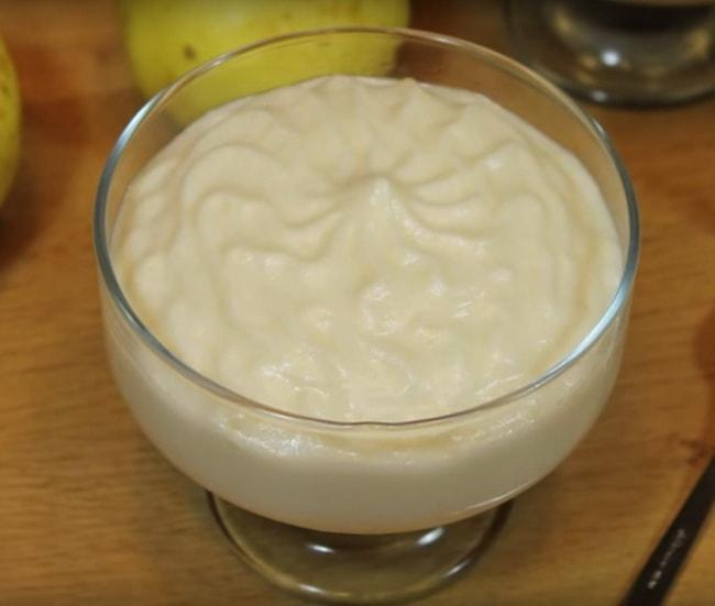 Как приготовить Крем-суфле из манки