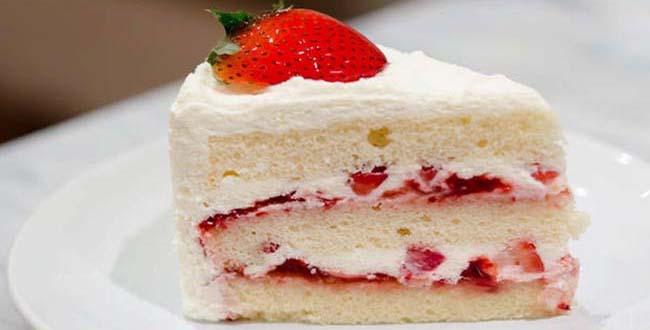 Фруктовый торт рецепт с фото 🥝 коржи из бисквита с прослойкой из ягод