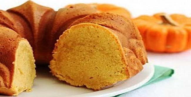 Пошаговый рецепт приготовления кекса из тыквы
