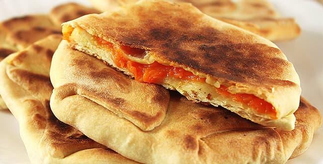 Плацинды молдавские слоеные 🥝 в духовке, на сковороде, на кефире