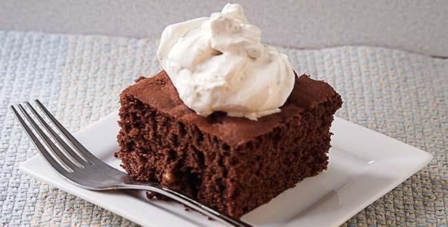 Рецепт брауни с шоколадом 🥝 как приготовить пирожное пошагово