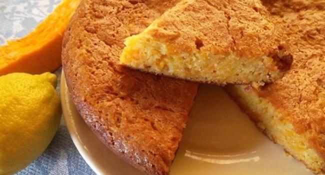Пирог из тыквы в мультиварке рецепты