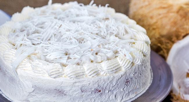 Так такой получился торт рафаэлло с маскарпоне по рецепту