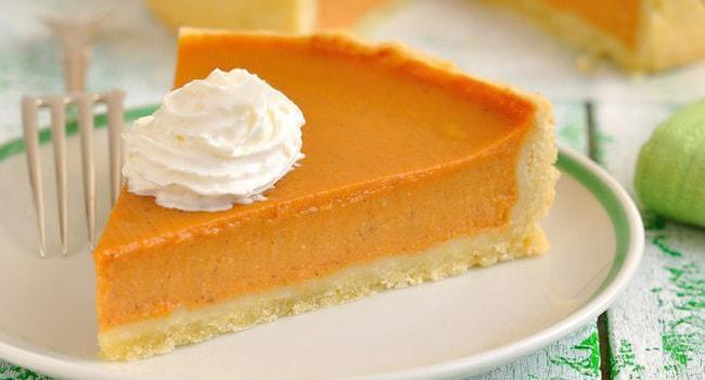 Американский пирог или тыквенный пай в мультиварке