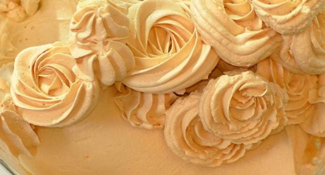 Заварной карамельный крем рецепт с фото