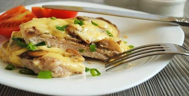 Пошаговый рецепт приготовления куриных отбивных в духовке