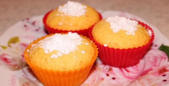Кексы рецепты с фото 🥝 простой рецепт в духовке