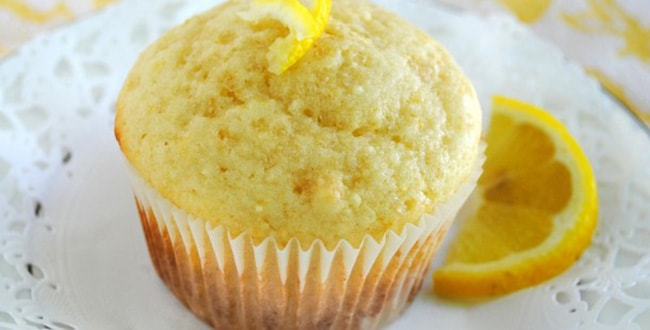 Простой рецепт приготовления лимонных мафинов с фото
