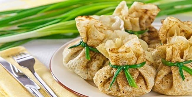 Пошаговый рецепт приготовления блинов на ряженке