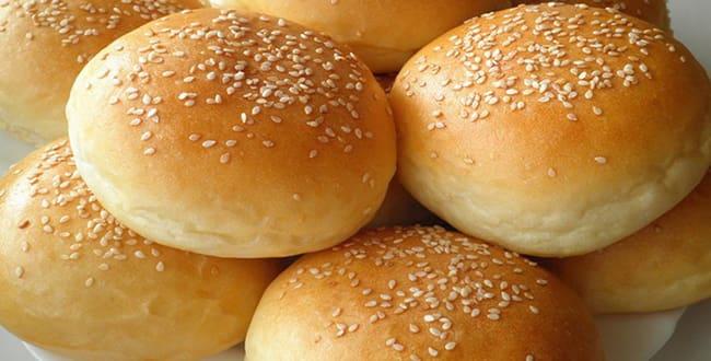 Булочки для гамбургеров 🥝 булка для гамбургера, рецепт как в Макдональдсе