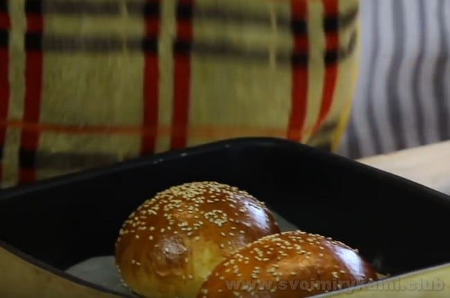 Этот рецепт булочек для гамбургеров научит вас готовить, как в МакДональдсе или даже лучше!