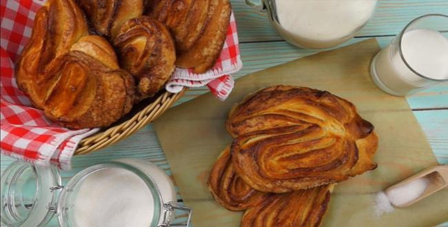 Пошаговый рецепт приготовления булочек с сахаром в духовке