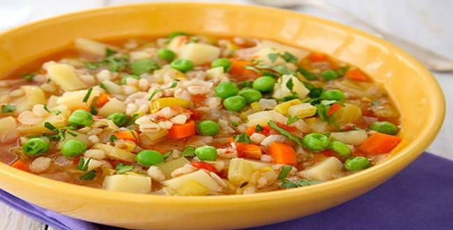 Пошаговый рецепт классического итальянского овощного супа «Минестроне»