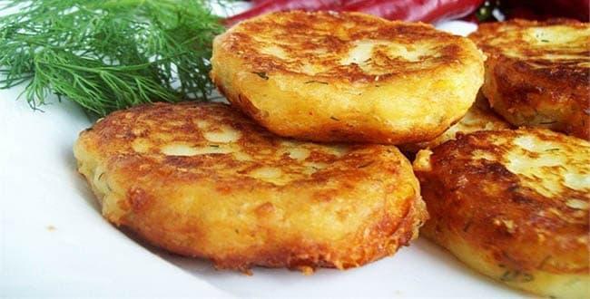 Пошаговый рецепт приготовления картофельных котлет