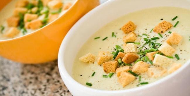 Пошаговый рецепт приготовления картофельного супа-пюре
