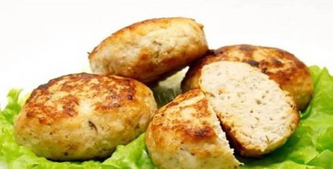 Пошаговый рецепт приготовления котлет без яиц