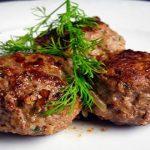 Рецепт приготовления котлет из говяжьего фарша