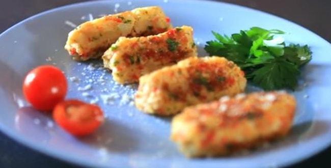 Пошаговый рецепт приготовления котлет из цветной капусты