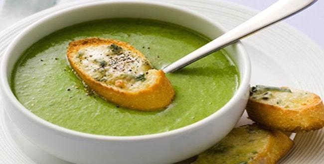Пошаговый рецепт приготовления супа-пюре из брокколи