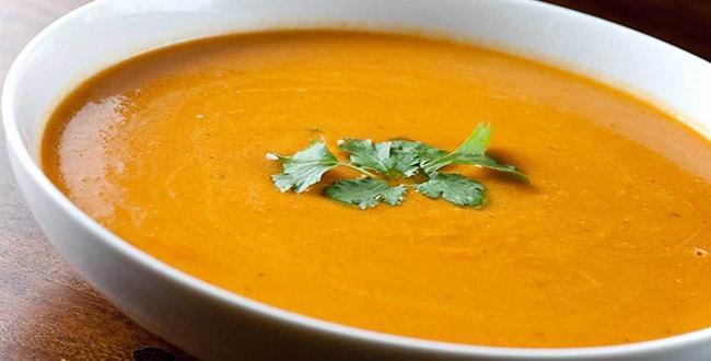 Пошаговый рецепт приготовления супа-пюре из чечевицы