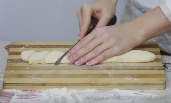 По этому рецепту получаются самые вкусные ленивые вареники из творога!