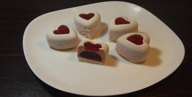 Муссовые пирожные с зеркальной глазурью 🥝 как сделать десерт с муссом
