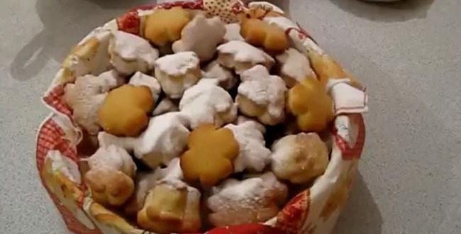 Печенье из рассола огуречного 🥝 очень вкусное, фото