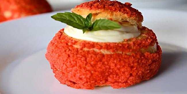 Шу пирожное 🥝 классический десерт пошагово