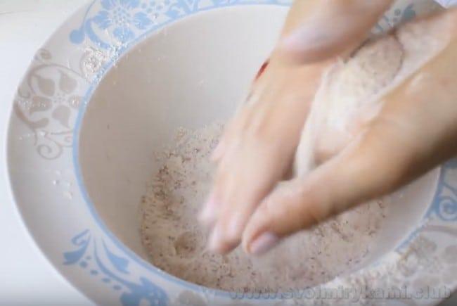 Кракелюр для пирожного Шу на самом деле готовится очень просто.